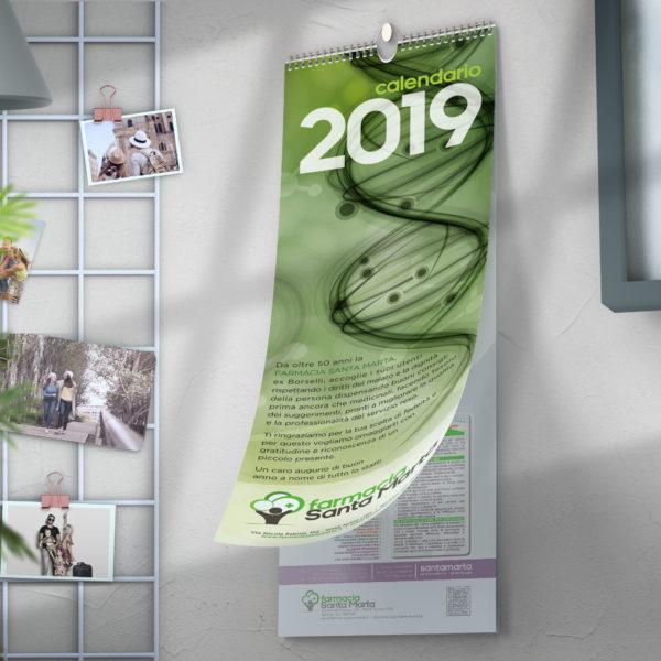 Gr4phicart_Calendars_Farmacia Santa Marta